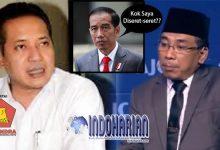 Perihal Yahya Staquf, Gerindra Menyeret Jokowi??