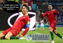 Aksi Luar Biasa!! CR7 Selamatkan Portugal Imbangi Spanyol!!