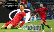 Permalink to Aksi Luar Biasa!! CR7 Selamatkan Portugal Imbangi Spanyol!!