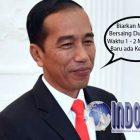 Jokowi Persilakan Cawapres Bersaing Dan Setuju JK Ke MK, Begini Jawaban Jokowi