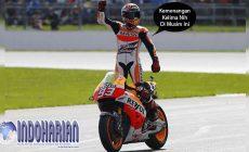Permalink to Kemenangan Kelima Marquez Setelah Mengalahkan Rossi. Begini Balapannya…