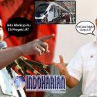Prabowo Tuding Ada Markup Pada Proyek LRT?? Ini Buktinya