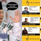 Ini Jawaban Prabowo Mengenai Kandidat Cawapres Pendamping-Nya!!!