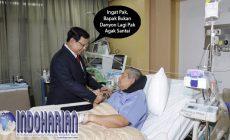 """Permalink to """"Bapak Bukan Danyon Lagi"""", Pesan Prabowo Kepada SBY. Begini Keadaan SBY"""