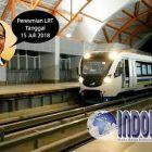 LRT Diresmikan Jokowi, Polemik Terjadi! Ini Ungkapanya