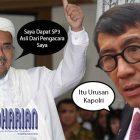 HEBOH!! Habib Rizieq Klaim Dapat SP3. Fakta Atau Hoax??