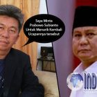 Masyarakat Terima Suap, Ini Maksud Anjuran Prabowo!!