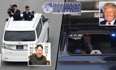 Permalink to Saat Di Singapura Trump Membawa Sniper, Ini Yang Dibawa Kim Jong Un!!!