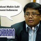 Ingin Jatuhkan Jokowi, PKS Bicara Ekonomi Sulit Di Era Jokowi