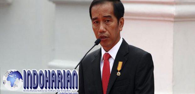 Jokowi Dikatakan Beramal Karena Ingin 2 Periode, Begini Amalnya