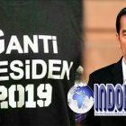 Kaos #GantiPresiden2019 Sedang Viral!!!
