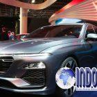 Mobil Mewah Buatan Vietnam Meluncur di PMS 2018