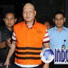 Pelimpahan Kasus Penyuap Bupati Buton Ricuh!!!