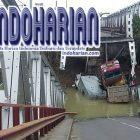 Peristiwa Jembatan Babat-Widang Ambruk Memakan Korban Jiwa