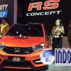 Pertama Kalinya Honda Kenalkan RS Small Mobil Berkonsep Sporty