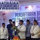 Lucu!! Prabowo Diledek Pendukungnya Karena Ini