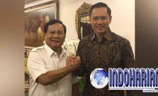 Permalink to Prabowo Pertimbangkan AHY, Ini Ungkapannya