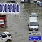 Ratusan Kendaraan Tersapu Banjir di Ibu Kota Turki