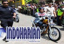 Rencana Jokowi Touring Menggunakan Chopperland ke Sukabumi