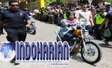 Permalink to Rencana Jokowi Touring Menggunakan Chopperland ke Sukabumi