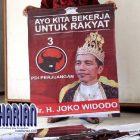 PDIP Tuduh Rival Politik Atas Poster Raja Jokowi??