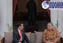 Begini Yang Dikatakan PDI-P Saat Jokowi-SBY Bertemu Lagi