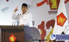 Permalink to Tak Tau Diri, Prabowo Subianto Singgung Gerindra Soal Ini