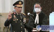 Permalink to BREAKING NEWS! Listyo Sigit Prabowo Resmi Dilantik Jadi Kapolri
