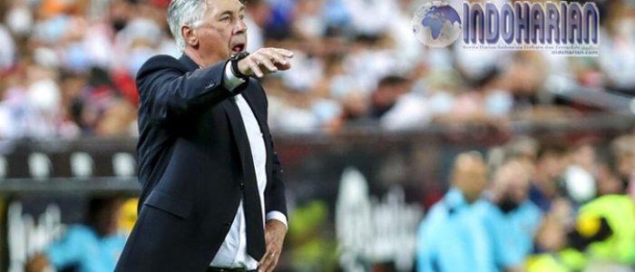 Ancelotti Soal Madrid, Ini Gaya Main Kami…