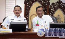 Permalink to Jokowi Lantik Mahfud MD Jadi Ketua Kompolnas, Kok Bisa?