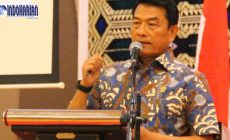 Permalink to Moeldoko Sindir Massa Prabowo: Apanya 1 Juta, Bulu Hidungmu?
