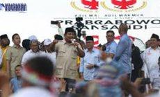 Permalink to Prabowo Bagikan Amplop, Massa: Kami Tidak Butuh Amplop!