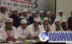 Permalink to Prabowo Temui Ijtima Ulama, Minta Diskualifikasi Jokowi