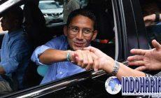 Permalink to Sandiaga Sindir Megawati: Ucapan Selamatmu Terlalu Kebaratan