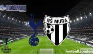 Permalink to Tottenham VS Mura, Spurs Menang Telak
