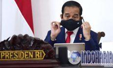 Permalink to Mentri Agama Fachrul Razi Kena Corona, Jokowi Positif Juga?