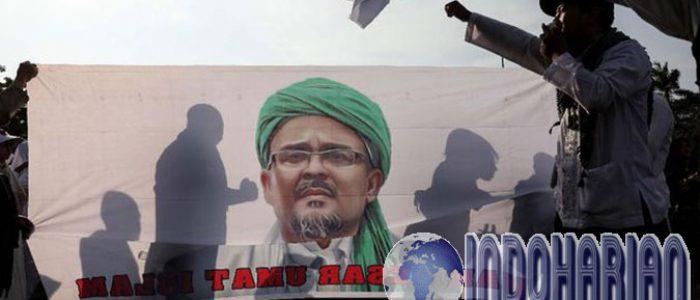 Mampus! FPI Soal Habib Pulang: Kami Akan Demo Besar-Besaran