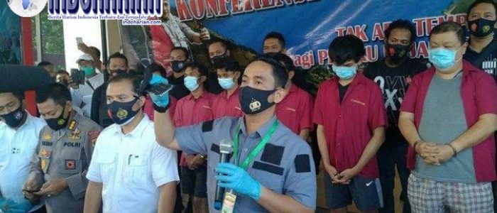 Pelaku Pembunuhan Asiong Sudah Tertangkap Dan Dihukum Mati!!