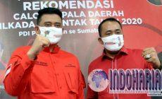 Permalink to Maju Pilkada, Ini Janji Bobby Mantu Jokowi di Medan…