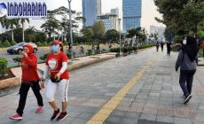 Permalink to GILA! Pada Masa Pandemi Corona, CFD Jakarta Resmi Dibuka