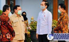 Permalink to Penyediaan Kurang, Prabowo Bersama Jokowi Tinjau Food Estate