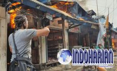 Permalink to Pasar Cempaka Putih Kebakaran, 20 Unit Damkar Diturunkan