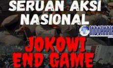 Permalink to VIRAL! Demo Jokowi End Game Terkait Penolakan PPKM