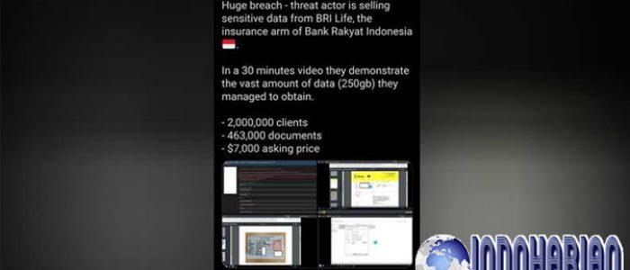 GILA! Kebocoran Data Bri Life, Kok Bisa ???