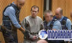 Permalink to Brenton, Penembakan Masjid Selandia Baru Di Hukum Seumur Hidup