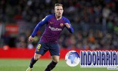 Permalink to Arthur Hengkang Dari Barcelona Menuju Ke Club Baru