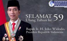 Permalink to Memperingati Ultah Jokowi Yang Ke-59, Ini Yang Dilakukannya