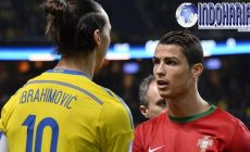 Permalink to Sogok Wasit, Ronaldo Sindir Ibrahimovic Dengan Kata Ini