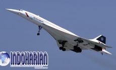 Permalink to Sejarah Pesawat Supersonik Concorde, Ini Spesifikasinya