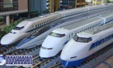 Permalink to Ini Dama Dan Kecepatan Kereta Peluru Milik Jepang